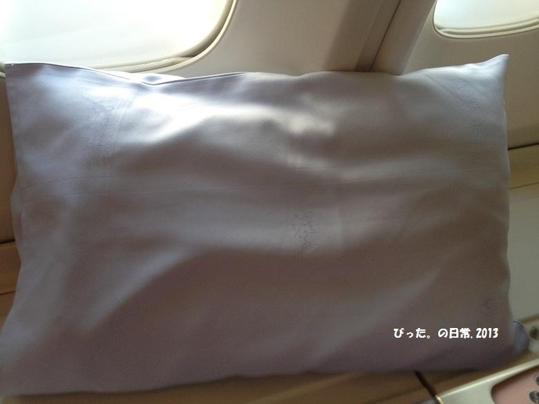 China Airline,枕